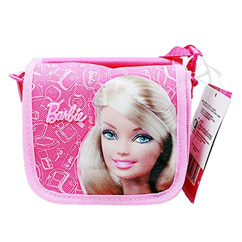 Barbie String Wallet Pink New Gift Toys Licensed Gifts ba15861
