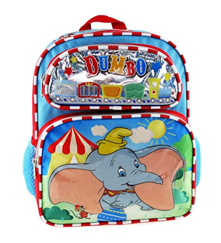Disney Dumbo 12 Inch Toddler Size Backpack - Circus A16926