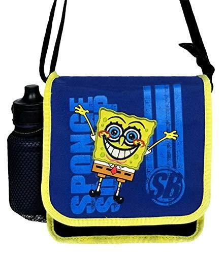 Spongebob Squarepants DJ Lunch with Water Bottle - Miracle Mile Gifts