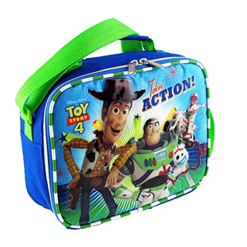 Disney Toy Story 4 Lunch Bag- Taking Action- 14875