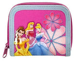 Disney Princess Wallet - children Strap Mini Purse - Miracle Mile Gifts