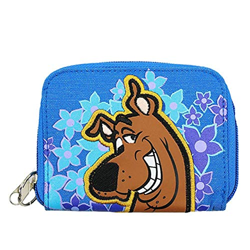 Scooby Doo Zip Wallet