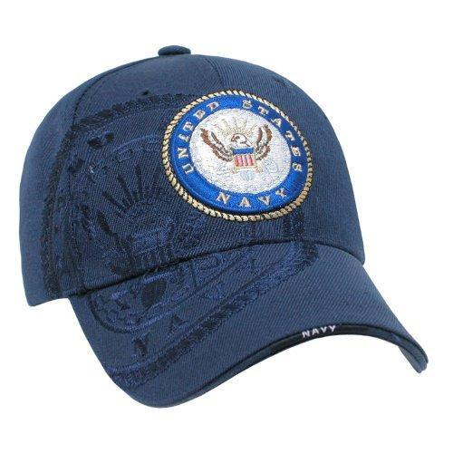 Rapid Dominance Genuine US Navy Baseball Cap - Miracle Mile Gifts