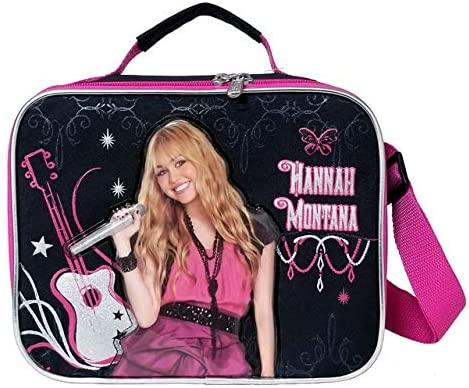 Hannah Montana Lunch Bag Box - Miracle Mile Gifts