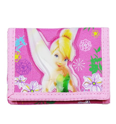 Tinker Bell Trifold Wallet #A01547