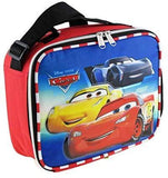 Disney Pixar - Cars Lunch Box - Top Engine A14873 - Miracle Mile Gifts