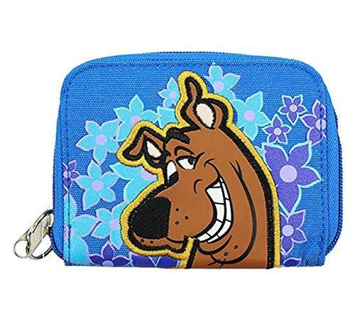 Scooby Doo wallet Blue - Miracle Mile Gifts