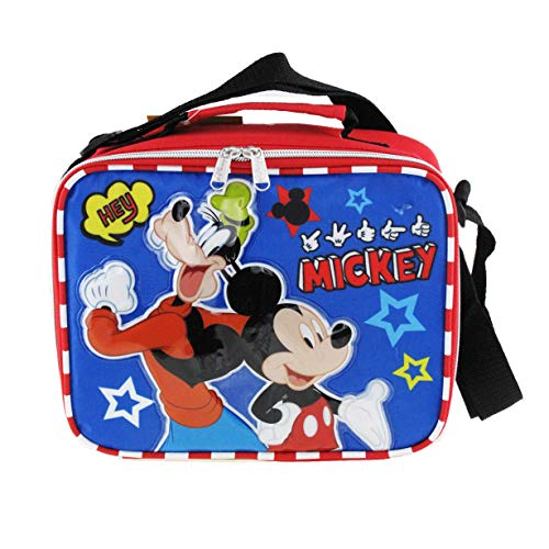 Disney Mickey Mouse Lunch Box - Hey Friends A16965