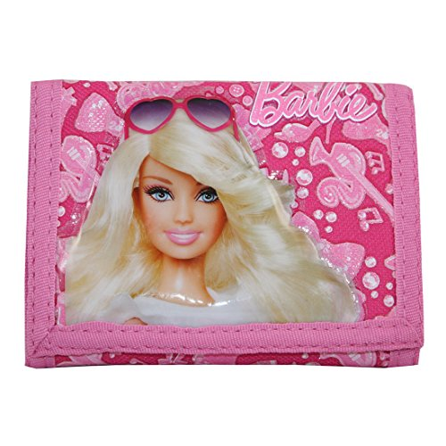 Mattel Barbie Trifold Wallet