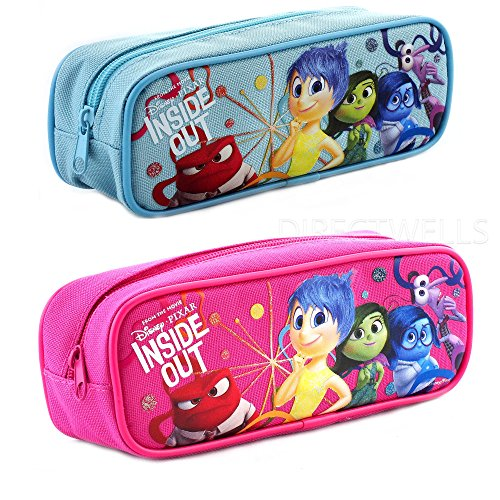 Disney Inside Out Pencil Case - 1 Piece