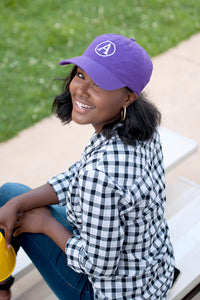 Personalized Monogrammed (Women's) Baseball Caps