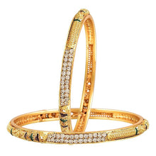 Load image into Gallery viewer, Precious Gold Plated Bangles