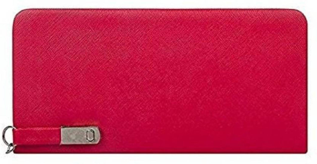 Pink Solid Trendy Clutch