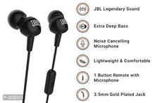 Load image into Gallery viewer, HEARME C100SI In-Ear Headphones With Mic (Black)