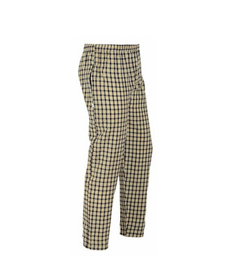IMPORTED HIGH QUALITY COTTON MIX COLOUR & MIX PRINT CHECKERED PYJAMAS WITH 2 FRONT POCKETS WITH STRING SIZE :- (XL)