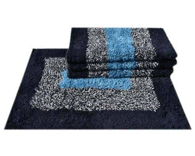 Beautiful Multicolor Door Mat Set of 4 Piece 40x60 cm