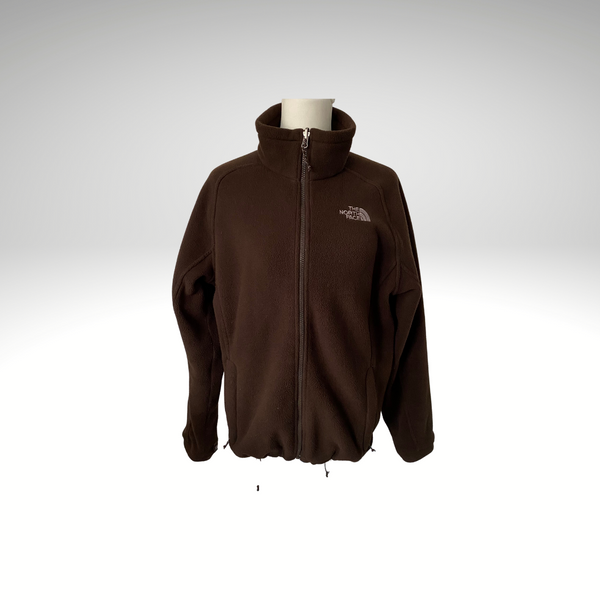 The North Face Brown Fleece Jacket