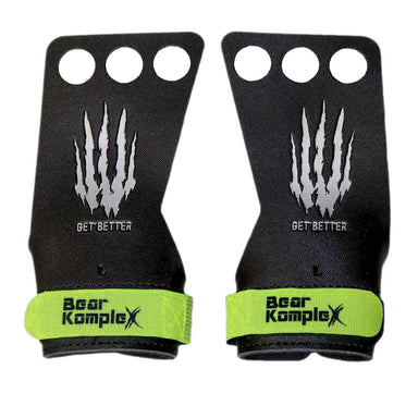 Bear KompleX Black Diamond Grips (3-Loch) - Aussenseite - HIGHPOWERED.ch