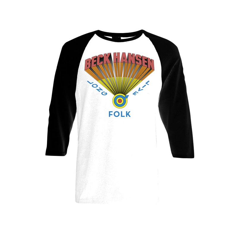 Long Live Folk 3/4 Tee - Beck