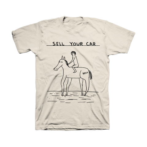 Sell Your Car Natural Tee