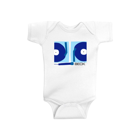 Turntables Onesie