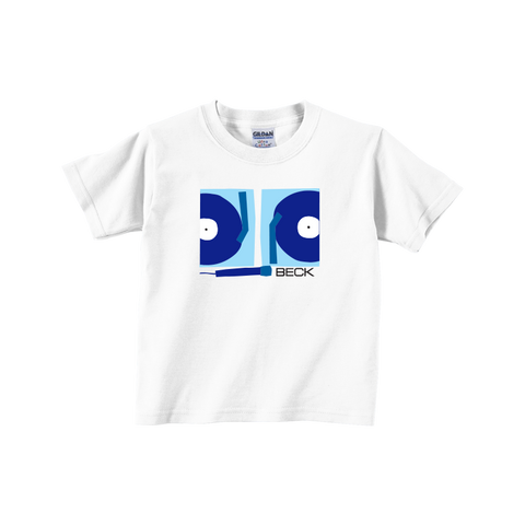 Turntables Toddler Tee