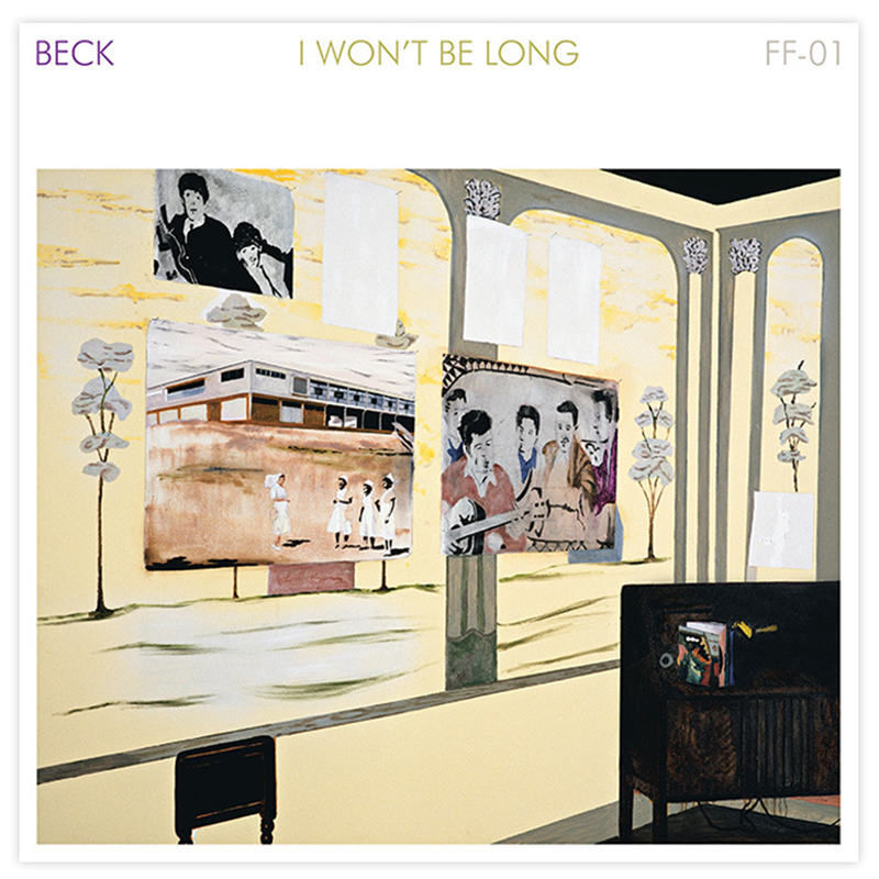 "I Won't Be Too Long 12"" - Beck"