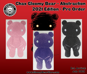 Gloomy Chax GP - Abstraction Edition Plush - Arrives July 2021