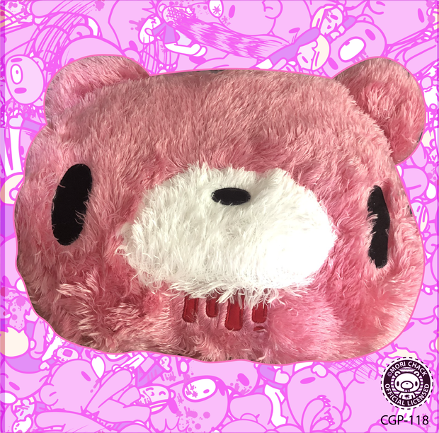 Gloomy Plush - Pink Pillow CGP-118