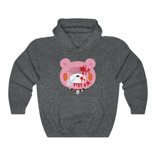 Angry Gloomy Unisex Heavy Blend™ Hooded Sweatshirt