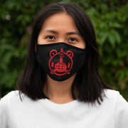 RED MUZZLE GLOOMY Face Cover