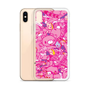 "GLOOMY BEAR Official ""Khaos"" iPhone Cases by Mori Chack"