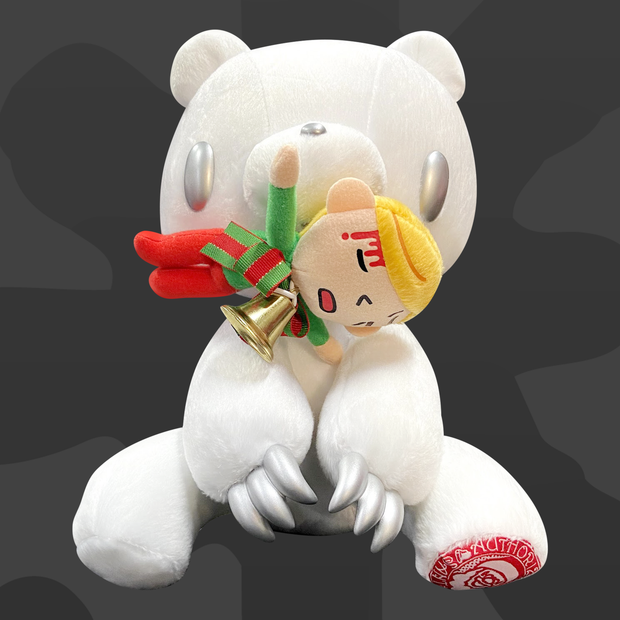 Gloomy Bear Plush - Pull Pity White CGP-151