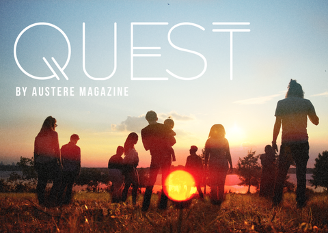 QUEST // ISSUE 18