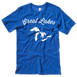 Detroit Street Apparel Great Lakes unisex T-Shirt