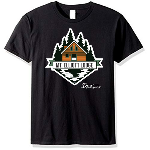 LIMITED EDITION T-Shirt Mt. Elliott Lodge available NOW!
