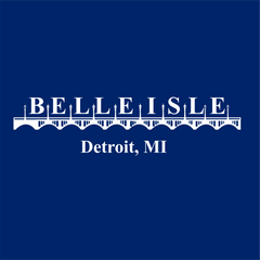 Detroit Street Apparel Co. Belle Isle Men's T-Shirt