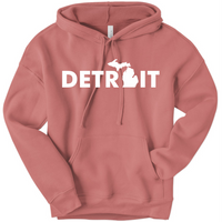 DSA Detroit Mitten Hooded Sweatshirt