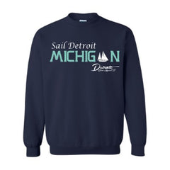 Detroit Street Apparel Sail Detroit Sweatshirt
