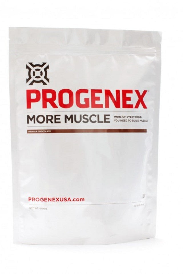 Progenex More Muscle Chocolate I Whey Protein Powder I New Zealand