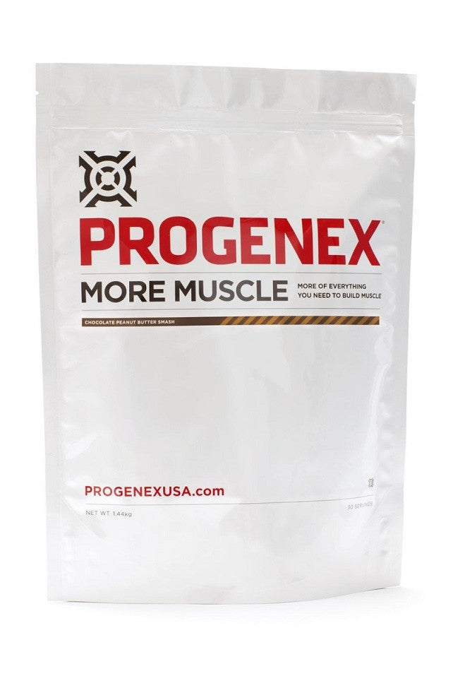 Progenex More Muscle PBS I Whey Protein Powder I New Zealand