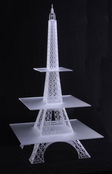 43 3 Tier Cup Cake Tower Artifacture