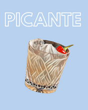 Load image into Gallery viewer, PICANTE SWEATSHIRT SKY BLUE