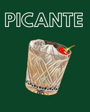 Load image into Gallery viewer, PICANTE SWEATSHIRT BOTTLE GREEN
