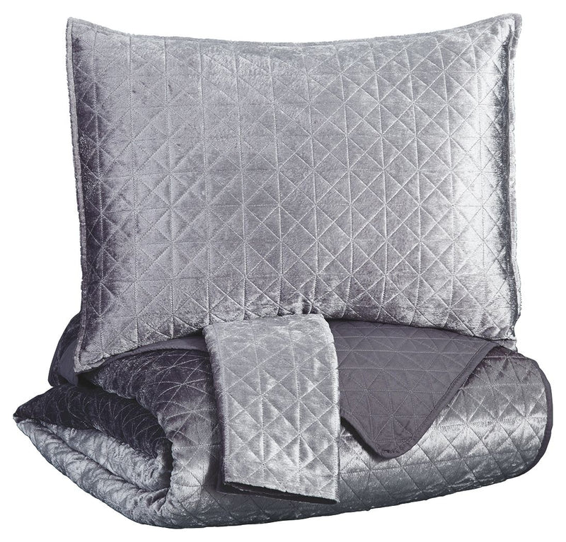 Maryam Coverlet Set