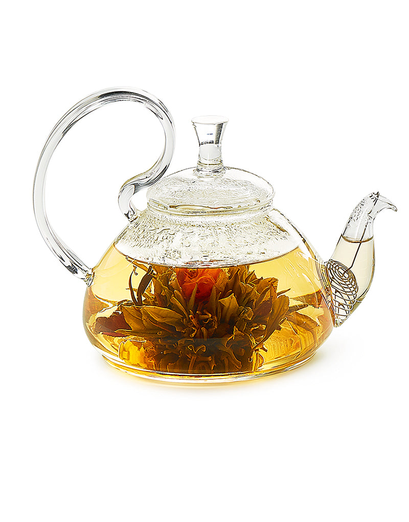 High Heat Resistant Glass Teapot (800ml)