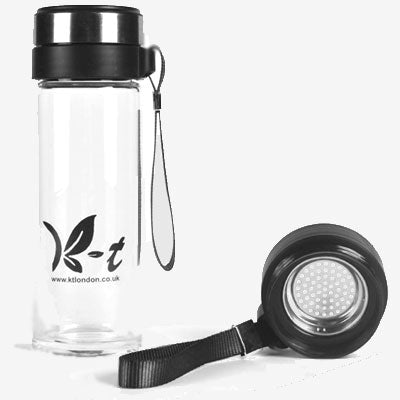 Glass Tea Filter Bottle