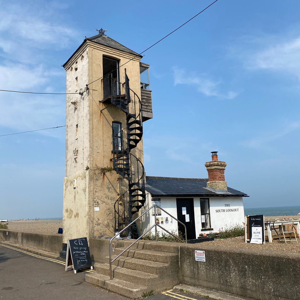 The South Lookout, Aldeburgh