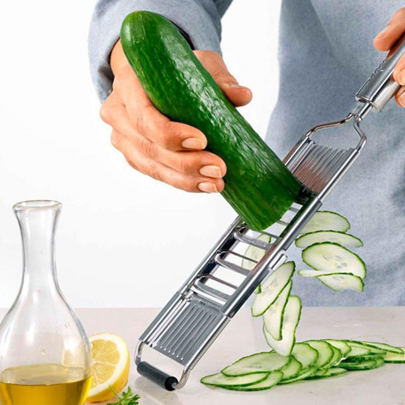 6 in 1 Multi-Purpose Vegetable Slicer Cuts