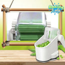 Easy-Peasy Pea Sheller
